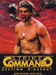 Strike Commando : Section d'assaut