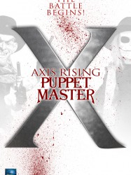 Puppet Master X : Axis Rising