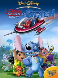 Lilo & Stitch 4 - Leroy & Stitch
