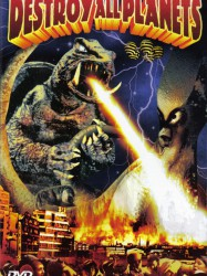 Gamera 4 - Gamera vs Viras