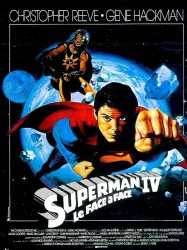 Superman IV, Le Face-à-face