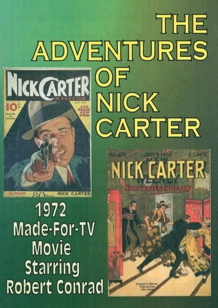 Adventures of Nick Carter