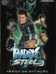 Max Steel: Endangered Species
