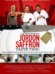 Jordon Saffron Taste This!