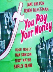 You Pay Your Money