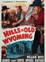 Hills of Old Wyoming