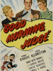 Good Morning, Judge