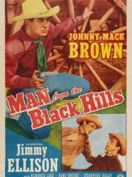 Man from the Black Hills - 1952
