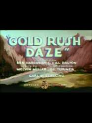 Gold Rush Daze
