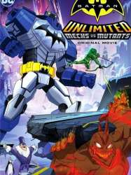 Batman Unlimited : Machines contre Mutants