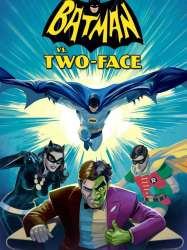 Batman vs Double-Face