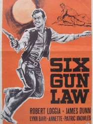 Elfego Baca: Six Gun Law